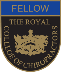 Alba Spinal Health Centre is a Fellow of the Royal College of Chiropractors.