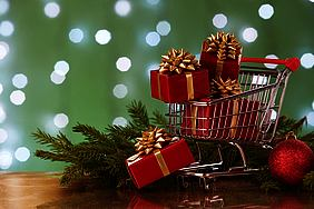 Survive Christmas Shopping the Chiropractic Way!